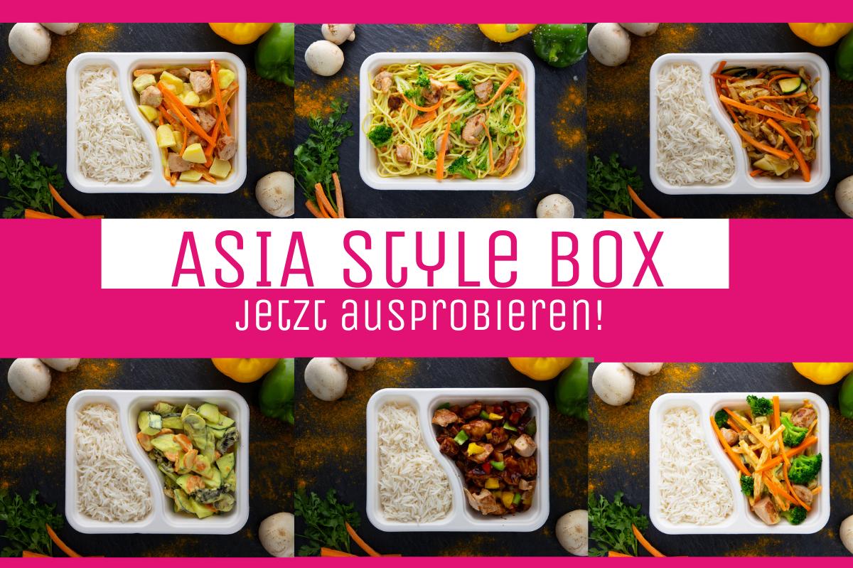 Asia Style Box