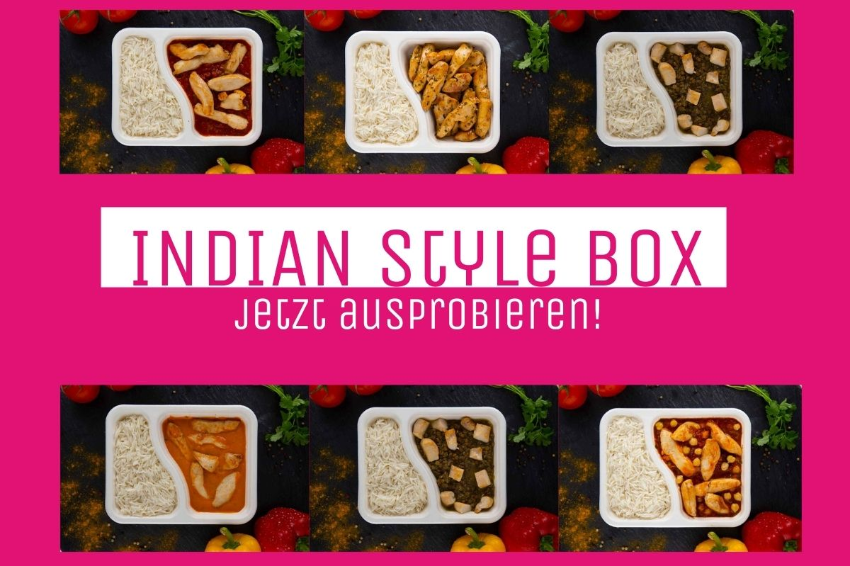 Indian Style Box