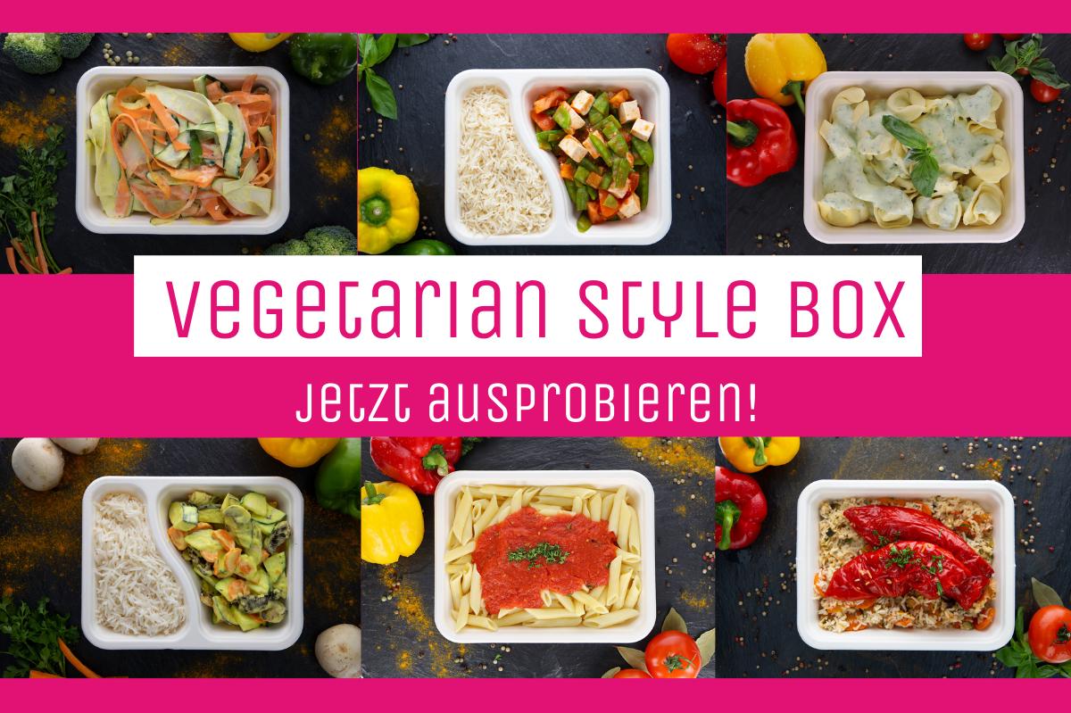 Vegetarian Style Box