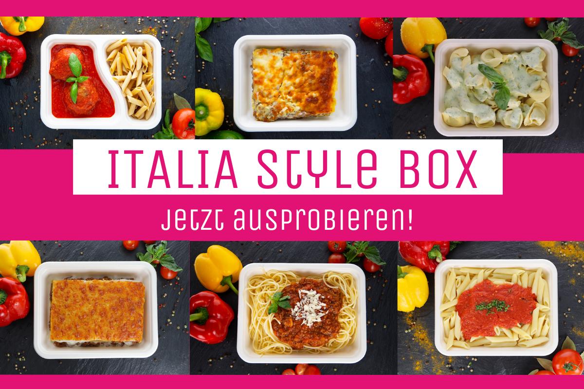 Italia Style Box