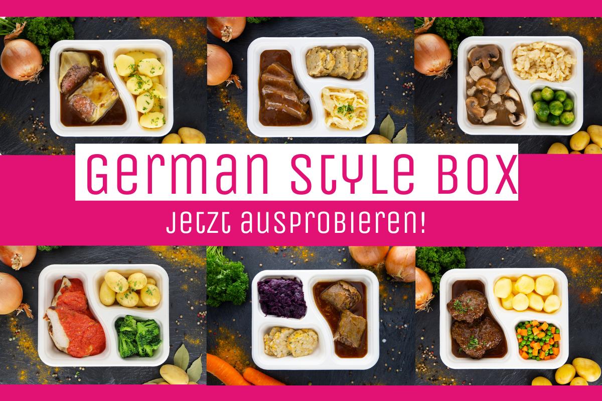 German Style Box