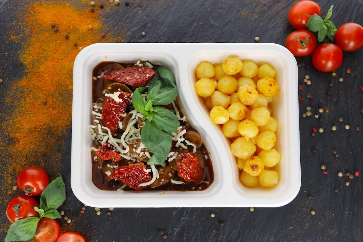 Currywurst Rind - Italian Style